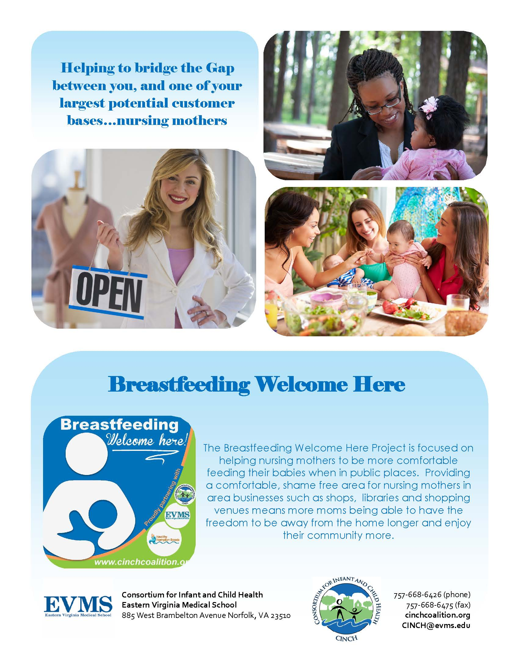 Scandalous advertising in support of breastfeeding 37